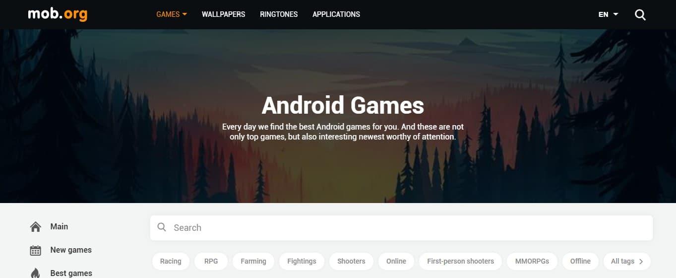 موقع Android.Mob  - جوال السعودية