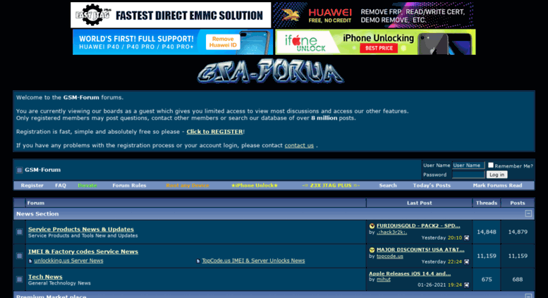 forum.gsmhosting.com  - جوال السعودية
