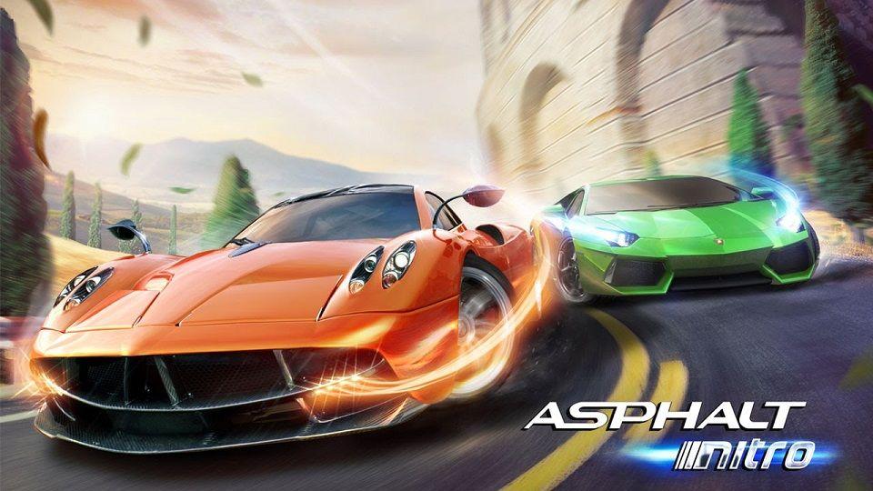 Asphalt Nitro 75261 - جوال السعودية