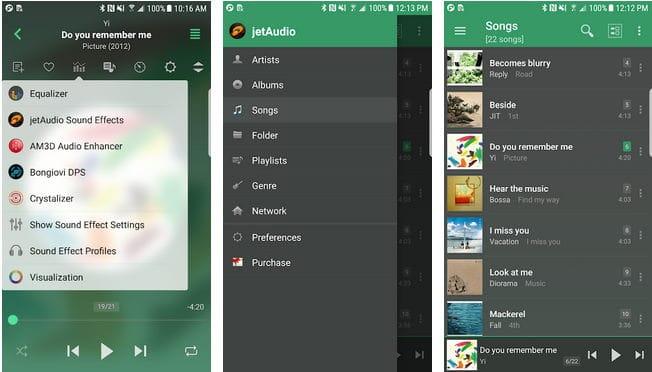 JetAudio HD - جوال السعودية