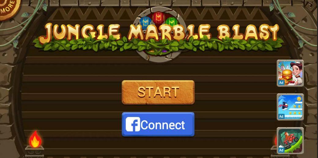 Jungle Marble Blast 21958 - جوال السعودية